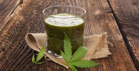 Hemp Smoothie