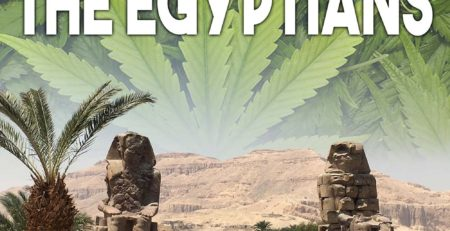 Ancient Cannabis Users - The Egyptians