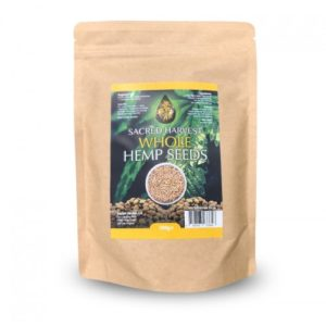Hemp Seeds (Whole) with Shell